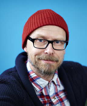 Porträttbild på Christer Rispling FUN Advertising
