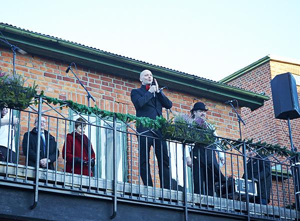 Invigning, Saluhallen, Västerås