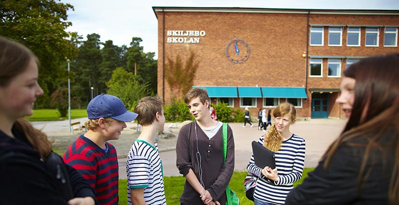 Nya skolbilder för Västerås Stad