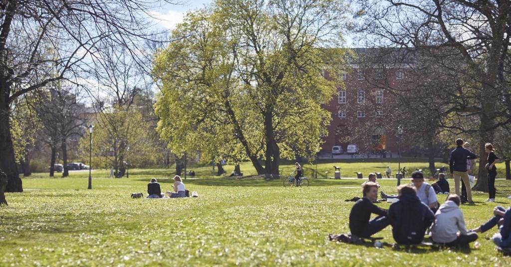 Vasaparken Västerås