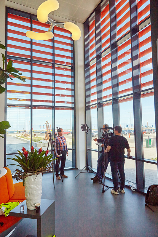 Intervju, Sitesing, Rotterdam