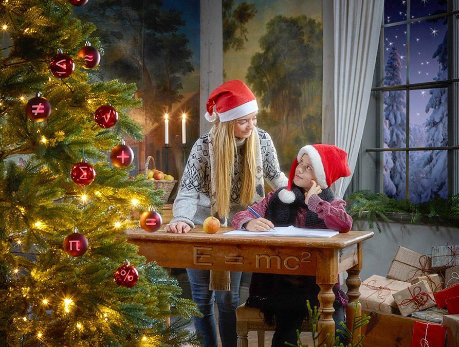 GOD JUL från bildN -årets ABB julkort har vi gjort