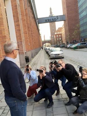 fotokurs, ABB, Västerås