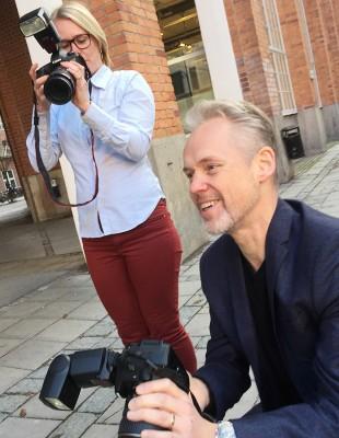 Systemkamera, fotokurs, Västerås