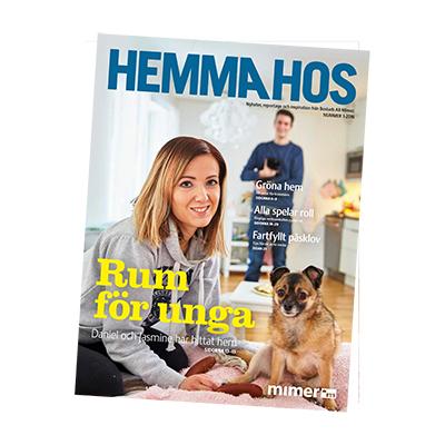 Hemma Hos Mimer Nr:1 2016