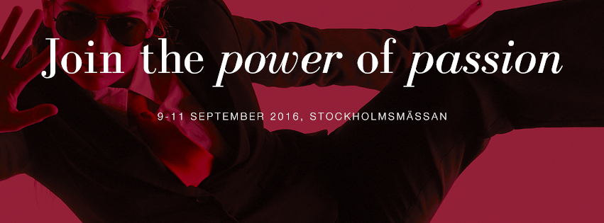 Join the power of passion…