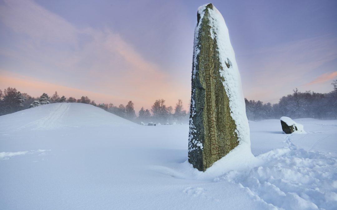 Vintern kom tillfälligt till Västerås