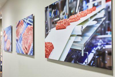 produktionsbilder, Hilton Food, tavlor